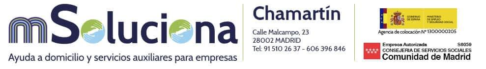 mSoluciona Chamartin Logo